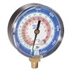 Yellow Jacket 49142 Pressure Gauge, Low Side, 3-1/8 In