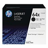 Hewlett Packard HEWCC364XD Toner, HP, LJ P4015, P4515, Blk, PK 2