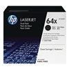 Hewlett Packard HEWCC364XD Toner, HP, LJ P4015, P4515, Blk, PK 2