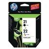 Hewlett Packard HEWC9509FN140 Ink Cart, HP, Desk, Fax, Office, Blk, Tricolor