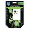 Hewlett Packard HEWC6578AN140 Ink Cart, Desk, Officejet, Photo, Tricolor