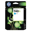 Hewlett Packard HEWC4907AN140 Ink Cart, HP, Officejet Pro 8000, 8500, Cyan