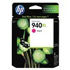 Hewlett Packard HEWC4908AN140 Ink Cart, HP, Officejet, 8000, 8500, Magenta