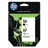 Hewlett Packard HEWC9321FN140 Ink Cart, HP, Deskjet, Photo, Blk, Tricolor