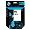 Hewlett Packard HEWC1823D Ink Cart, HP, Deskjet, Officejet, Tricolor