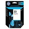 Hewlett Packard HEWC1823D Ink Cart, HP, Deskjet, Officejet, Tricolor