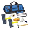 Westward 13A767 Drywall Apprentice Kit, 7 Pc