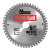 Morse CSM53850TSC Crclr Saw Bld, Crbde, 5-3/8 In, 50 Teeth