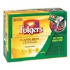 Folgers 2550006119 Coffee, Decaf, 0.9 Oz, Folgers, PK36