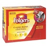 Folgers 2550006125 Coffee, Regular, 0.9 Oz, Folgers, PK36