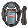 Dayton 13J020 Wet/Dry Vacuum, Utility, 3.5 gal.