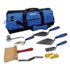 Westward 13P511 Masons Apprentice Tool Kit, 8 Pcs