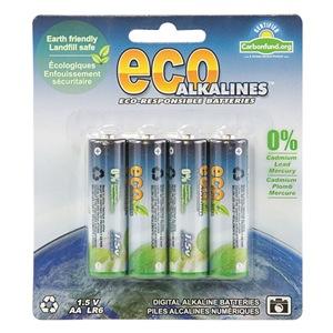 Eco Alkalines ECOAA4