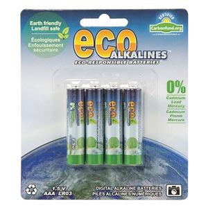 Eco Alkalines ECOAAA4