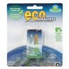 Eco Alkalines ECO9V1 Battery, 9V, Alkaline
