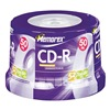 Memorex MEM04563 CD-R Disc, 700 MB, 80 min, 52x, PK 50