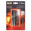 Wera 05073983002 Impaktor Bit-Check, PH 2/3, 9 Pc