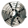 Gator Chucks 1-302-3200 Machine Chuck, Independ, 31.5, Adaptor Req