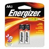 Eveready Battery Co E91BP-2 EVER 2PK AA Alk Battery