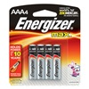 Eveready Battery Co E92BP-4 ENER 4PK AAA AlkBattery