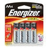 Eveready Battery Co E91BP-4 EVER 4PK AA Alk Battery