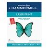 Hammermill HAM107681 Laser Paper, 8-1/2 x 11 In, White, PK 500