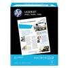 Hewlett Packard HEW112400 Laser Paper, 8-1/2 x 11 In, Wht, PK 500