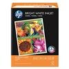 Hewlett Packard HEW203000 Inkjet Paper, 8-1/2 x 11 In, Wht, PK 500