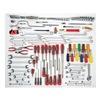 Proto J99661 Master Tool Set, Starter Maint, 148 Pc