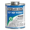 Weld-On 10842 Pipe Cement, PVC, 16 oz.