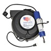 National Electric Mfg 20850 Reel With Drop Light, Heavy Duty, 50 Ft.