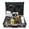 BW Technologies QT-XWHM-R-Y-NA-CS Multi-Gas Detector, 4 Gas, -4 to 122F, LCD