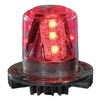 Pse Amber HB915R LED Hide-A-Blast Strobe Lighthead, Red