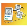 Control Company 4242 Thermometer, LCD, 23 to 27C