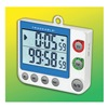 Control Company 5017 LED, Flash, Big Digit 2-Channel Timer