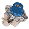 Master Lock 1690BLU Built In Locker Lock, Blue