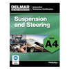 Cengage Learning 9781111127060 Textbook, ASE Test Prep, Suspensn/Steering