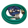 Goodyear Engineered Products PKQ1-150 Pump Hose Kit, Quick Coupling, 1-1/2 In ID