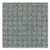 Andersen 02000570316070 Entrance Mat, Gray, 3 x 16 ft.