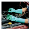 Lab Safety Supply 8A856 Chemical Resistant Glove, 22 mil, Sz 8, PR