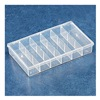 Unimed Midwest Inc KRCB118606 Compartment Box, 6 Dividers