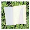 Presco Products Co 4521W-188 Marking Flag, White, Blank, PVC, PK100