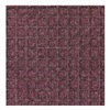 Andersen 02000600035070 Entrance Mat, Maroon, 3 x 5 ft.