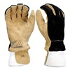 Shelby 5002 MEDIUM Firefighters Gloves, M, Pigskin