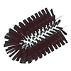 Remco 53949 Drain Brush, Polyester, Black, 6-1/2 In OAL