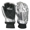 Shelby 5200 M Firefighters Gloves, M, Cowhide Lthr, PR