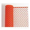 Approved Vendor 64090204 Safety Fence, 4 ft. H, Orange, 50 ft. L