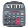 Control Company 6031 Calculator, Pocket, 4-1/2 In.
