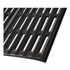 Tire Tuff 39-177-0920-4X22 Counter Tread Mat, 4X22 Ft, Black
