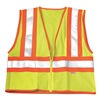 Ml Kishigo 1056/L High Visibility Vest, Class 2, L, Lime